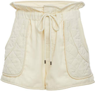 Sea O'Keeffe Quilted Short