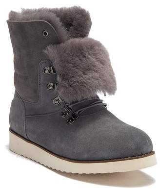 Australia Luxe Collective Yael Genuine Shearling Lined Boot