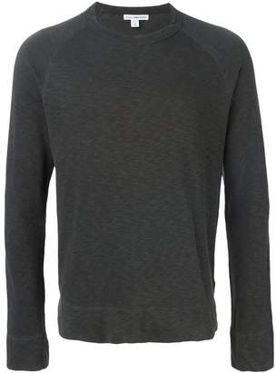 James Perse long-sleeve T-shirt