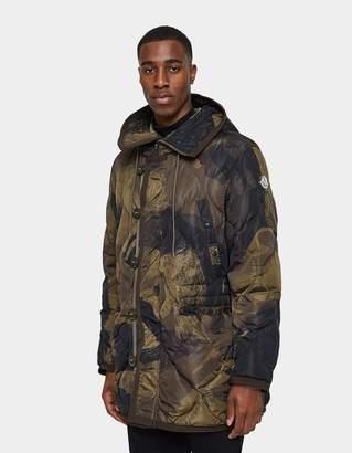 Moncler Gaillon Jacket in Black