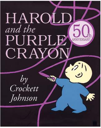 Harper Collins 'Harold and the Purple Crayon' 50th Anniversary Book
