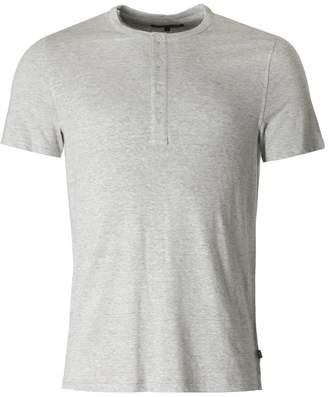 Michael Kors Linen Henly Short Sleeved T-shirt