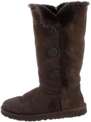 UGGUGG Australia Button Knee-High Boots