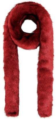 Helmut Lang (ヘルムート ラング) - Helmut Lang Faux-fur scarf