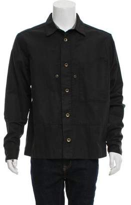 Rag & Bone Long Sleeve Utility Shirt