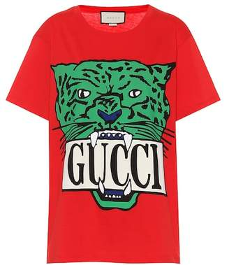 Gucci Oversized cotton T-shirt