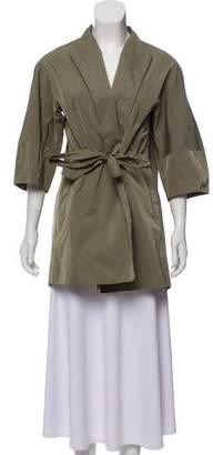 Lafayette 148 Casual Drawstring Jacket