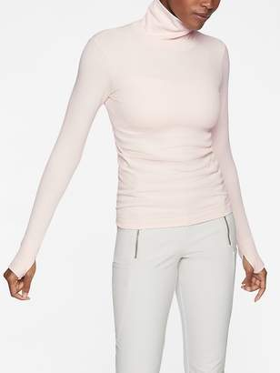 Athleta Flurry Base Layer Turtleneck