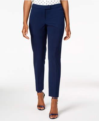 Anne Klein Bi-Stretch Slim-Leg Pants, Created for Macy's