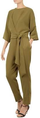 Ted Baker Hemla Kimono-Sleeve Jumpsuit
