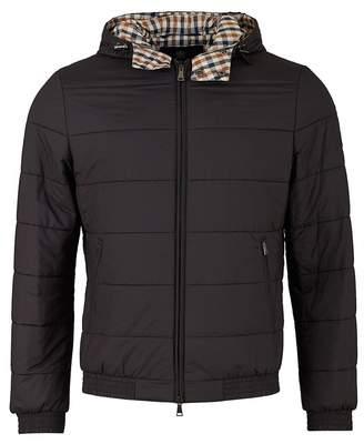 Aquascutum London Douglas Padded Hooded Jacket