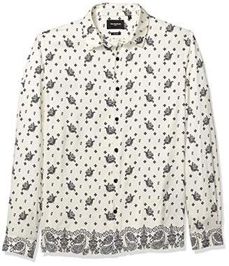 1336cf0e The Kooples Men's Men's Bandana Print Button Down Shirt