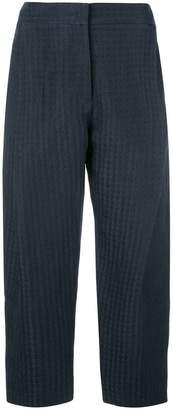 Armani Collezioni cropped pants