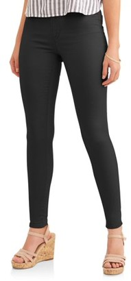 Time and Tru Women's Sculpted Ankle Jegging