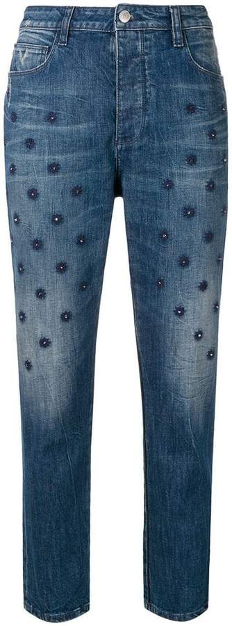 Zadig&Voltaire Starseed cropped jeans