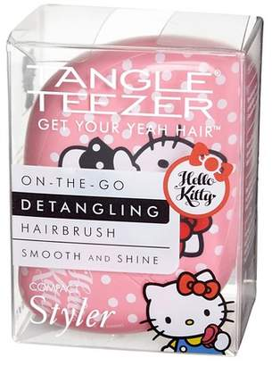 Tangle Teezer Compact Styler Hello Kitty Hair Brush Pink