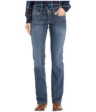 Ariat R.E.A.L. Stackable Straight Kylie in Gemstone