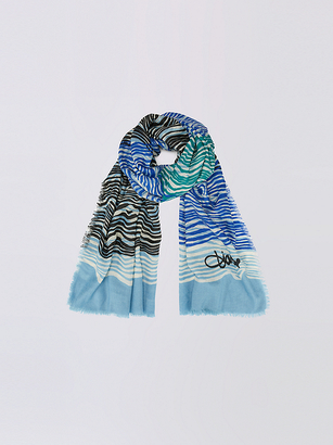 Kenley Cashmere Scarf $268 thestylecure.com