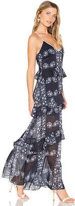 Endless Rose Flare Detail Dress