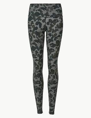 Marks and Spencer Perfect Blackout Animal Print Leggings