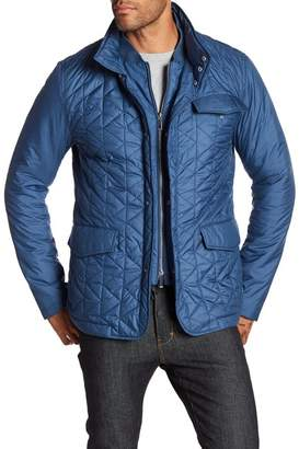 BOSS Cadell Packable Hoodie Quilted Jacket