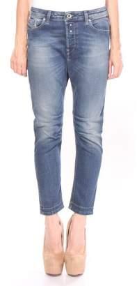 Diesel Eazee 666P Relax-Boyfriend Low Waist Jeans Women
