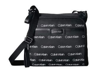 Calvin Klein Lane Nylon Messenger