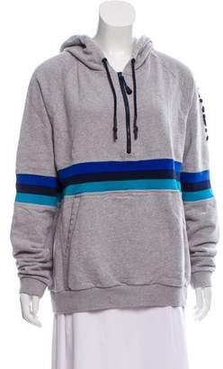 LNDR Hooded Zip-Up Sweatshirt