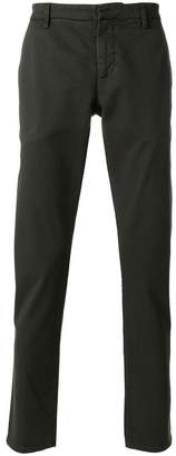 Dondup micro pattern trousers