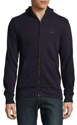 Bench Zip Hooded Jacket