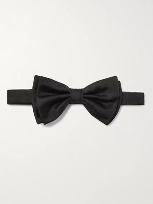 HUGO BOSS Pre-Tied Silk Bow Tie