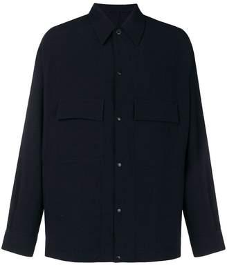 Lemaire pocket detail shirt