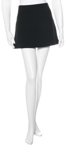MarniMarni Virgin Wool Mini Skirt