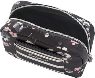 Cath Kidston Primrose Spray Oval Make Up Bag with Mirror