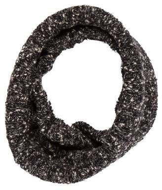 Valentino Wool Infinity Scarf