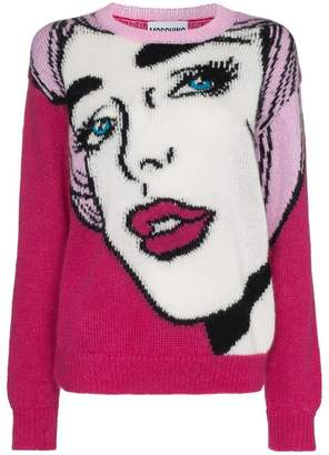 6825c89f1ee Moschino Virgin Wool Knitwear For Women - ShopStyle UK