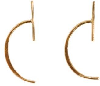 Women's Melissa Joy Manning Bar Threader Stud Earrings $175 thestylecure.com