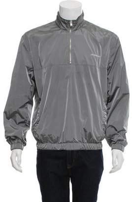 Misbhv Athletic Half-Zip Track Jacket w/ Tags