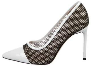Reed Krakoff Academy Cap-Toe Pumps