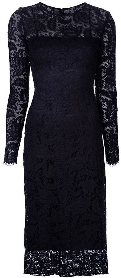 ADAM by Adam Lippes lace floral dress