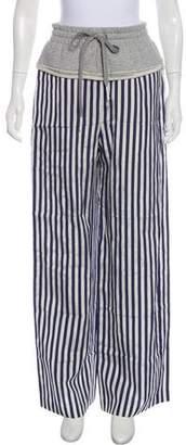 Alexander Wang Striped Lounge Pants w/ Tags