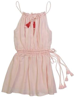 Lison Paris Moorea Dress Pale Rose