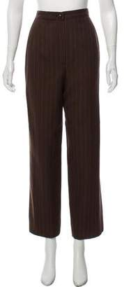 Ungaro Paris High-Rise Wide-Leg Pants