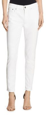 Ralph Lauren Collection 400 Matchstick Jeans $590 thestylecure.com