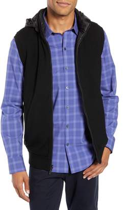Zachary Prell Horseshoe Reversible Sweater Vest