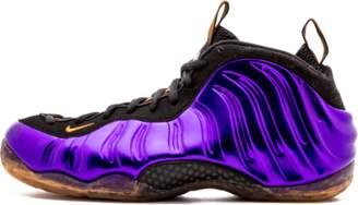 Nike Foamposite One 'Phoenix Suns' - Electro Purple/Total Orange