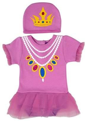 Sozo Ladybug Bodysuit & Hat, 2-piece Set (Baby Boys)