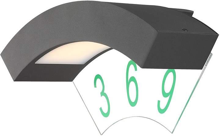 Globo Lighting EEK A+, LED-Außenleuchte Bender by Globo