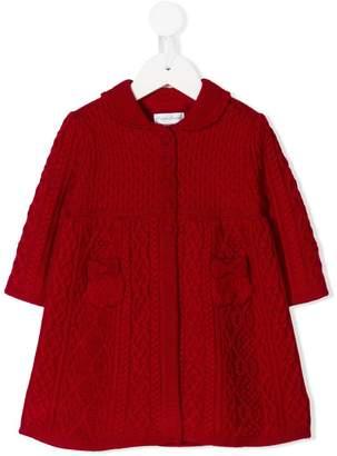Ralph Lauren knitted sweater coat
