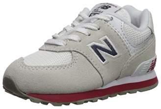 New Balance Boys' 574v1 Essential Sneakers